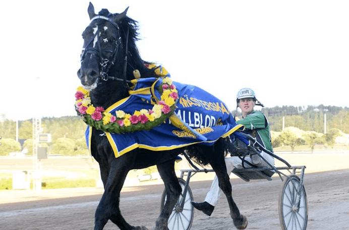 – Odin Tabac och Jörgen Westholm efter sin seger i SM