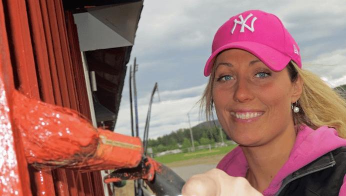 – Hanna Olofssons stallform är helt på topp
