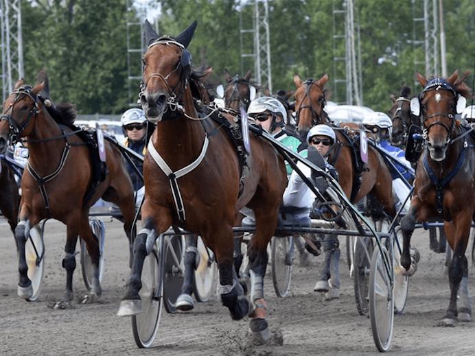 – Imperator och Kenneth Haugstad vinner V75 på Örebro