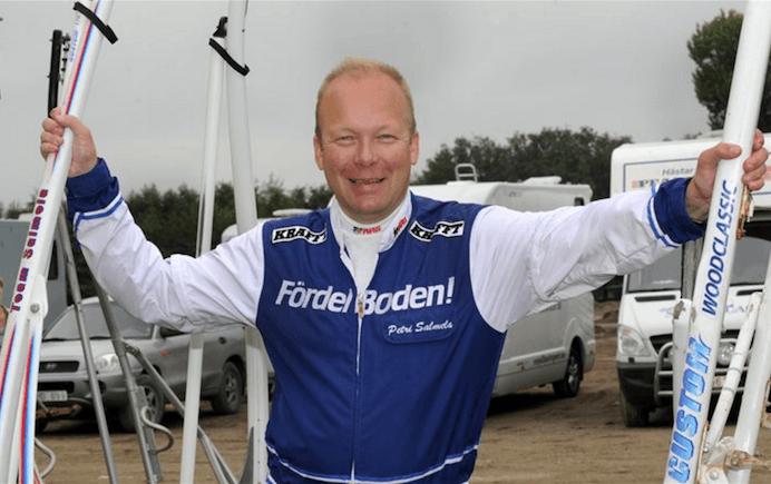 – Tränare Petri Salmela är förhoppningsfull och hoppas på revansch