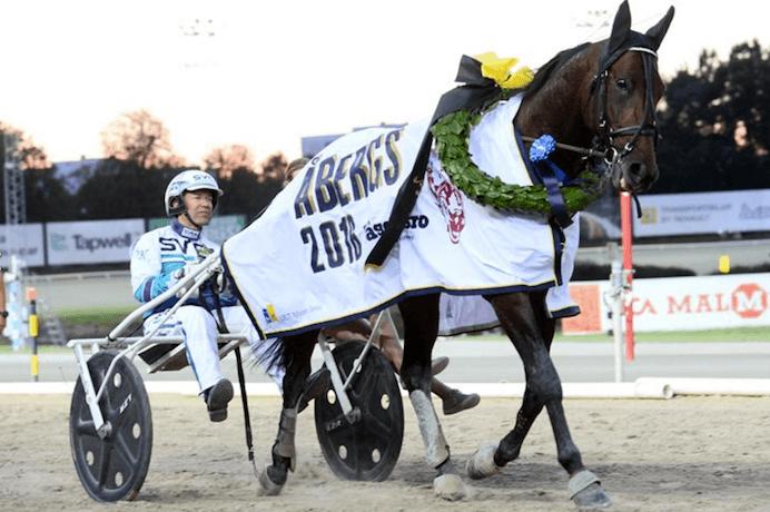 – Propulsion och Örjan Kihlström efter segern i Hugo Åbergs Memorial