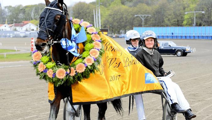 Svensk seger i tyska storloppet